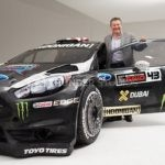 Rodric David Thunder Studios CEO Stage 2 Ken Block's Gymkhana 8 Ford Fiesta RX43