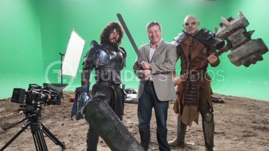 rodric david green screen from the veil characters