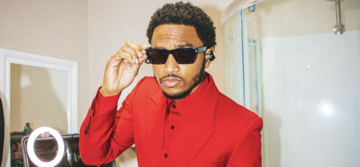 Trey Songz Plays #Games But not with Our Hearts in the Arena